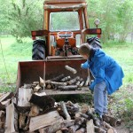 Den gamle traktor