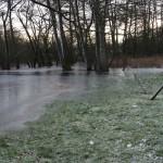 Vand og vikingetelt